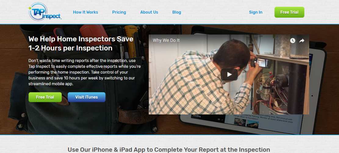 software for home inspectors