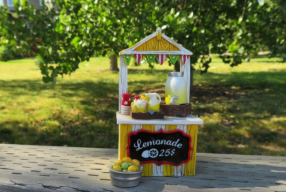 Your Website is Like a Lemonade Stand