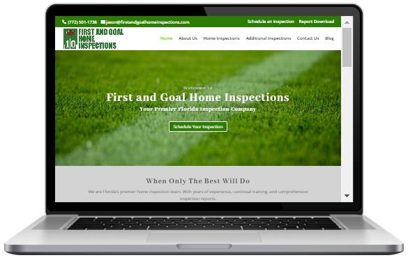 InterNACHI Website Design