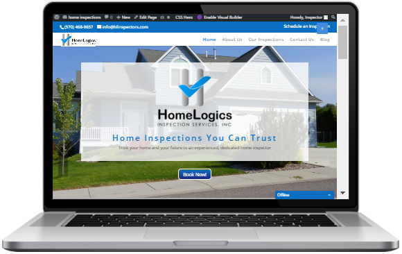 NACHI Website Design