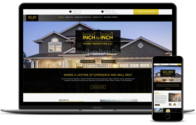 Custom home inspection websites